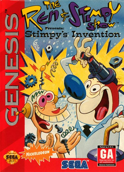 Episode 173 – Ren & Stimpy: Stimpy's Invention (1993)