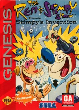 Episode 173 – Ren & Stimpy: Stimpy's Invention (1993)