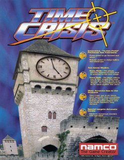 Episode 172 – Time Crisis series (1995-???)