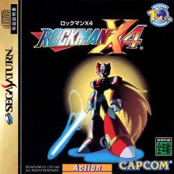 Mega Man X4 - 01