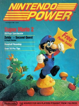 Episode 178 – Nintendo Power (1988)