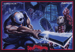 Episode 179 – Splatterhouse (1989)