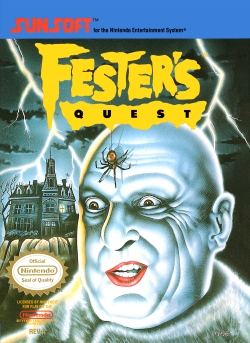 Episode 183 – Fester's Quest (1989)