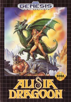 Episode 187 – Alisia Dragoon (1992)