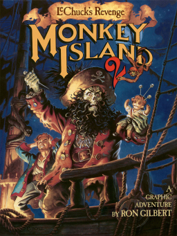 Episode 190 – Monkey Island 2 (1991)