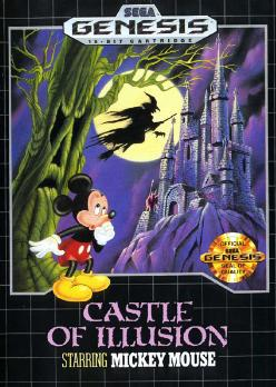 Episode 198 – Castle of Illusion Starring Mickey Mouse (1990)