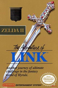 Episode 200 – Zelda II: The Adventure of Link (1988)