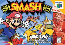 Episode 208 – Super Smash Bros. (1999)