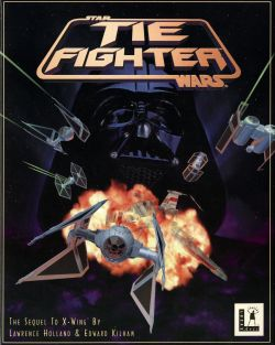 Episode 206 – Star Wars: TIE Fighter (1994)