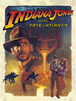 Episode 212 – Indiana Jones and the Fate of Atlantis (1992)