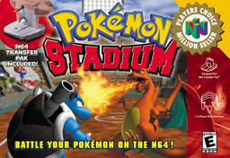 Episode 211 – Pokemon Stadium (2000)