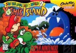 Episode 210 – Super Mario World 2: Yoshi's Island (1995)