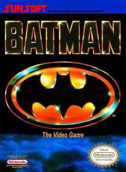 Episode 216 – Batman: The Video Game (1990)