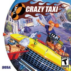 Episode 229 – Crazy Taxi (1999 + 2000)