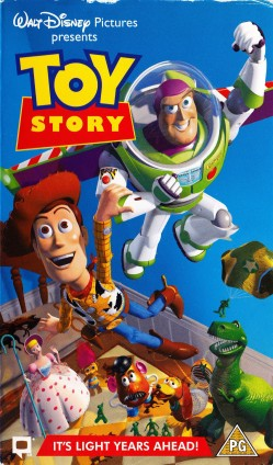 Episode 237 – Toy Story 1 + 2 (1995 + 1999)