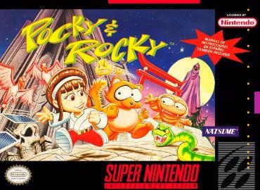 Episode 246 – Pocky & Rocky (1993)
