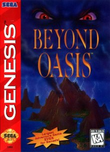 Episode 253 – Beyond Oasis (1995)