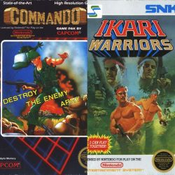 Episode 252 – Commando (1985) and Ikari Warriors (1987)