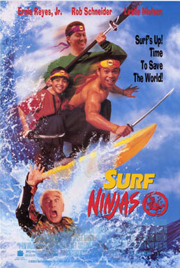 Episode 250 – Surf Ninjas (1993)